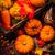 cornucópia · natureza · morta · chifre · fora · frutas · legumes - foto stock © brebca