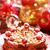 продовольствие · фон · льда · желтый · капли · Sweet - Сток-фото © brebca