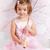 piccolo · principessa · bella · piccolo · ragazza · divertimento - foto d'archivio © brebca