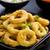 хрустящий · кольцами · чеснока · соус · лимона · продовольствие - Сток-фото © brebca