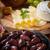ハム · サラダ · 前菜 · ミニ · スライス - ストックフォト © brebca