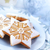 homemade gingerbread for christmas stock photo © brebca