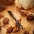 材料 · ケーキ · リンゴ · スパイス - ストックフォト © brebca