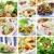 Healthy food collage stock photo © brebca