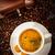 белый · Кубок · кофе · кофе · Top · мнение - Сток-фото © brebca