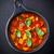 чаши · суп · зеленый · обеда · красный · пасты - Сток-фото © brebca