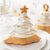 таблице · Рождества · белый · торт - Сток-фото © brebca