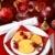 場所 · クリスマス · 新鮮な · 果物 · ホット · ワイン - ストックフォト © brebca