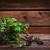 ervas · diferente · fresco · jardim · tesoura - foto stock © brebca