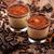 tiramisu · café · vidrio · fondo · crema · delicioso - foto stock © brebca