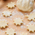 kitchen utensil with raw christmas cookies stock photo © brebca