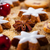 eigengemaakt · peperkoek · star · cookies · christmas · plaat - stockfoto © brebca