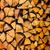 hout · brand · drogen · brandhout · textuur - stockfoto © brebca