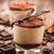 ティラミス · デザート · コーヒー · 木製のテーブル · 食品 · ケーキ - ストックフォト © brebca