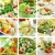 saudável · alimentos · vegetal · frutos · laranja · verde - foto stock © brebca