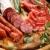 séché · jambon · photo · coup · alimentaire · viande - photo stock © brebca