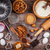 bileşen · kek · bisküvi · yumurta · arka · plan - stok fotoğraf © brebca