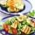 ejotes · tomate · queso · ensalada · blanco · placa - foto stock © brebca
