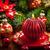 Natale · palla · mela · isolato · bianco - foto d'archivio © brebca