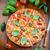 sıcak · çili · pizza · gelenek · İspanyolca · restoran - stok fotoğraf © brebca