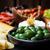 catering · diferente · carne · queijo · produtos · comida - foto stock © brebca