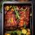 churrasco · costelas · ervas · comida · fumar - foto stock © brebca
