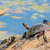 Painted Turtle On A Log stock photo © brm1949