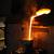 fém · merőkanál · narancs · füst · gyár · dolgozik - stock fotó © brozova