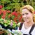 tuinieren · activiteit · landscaping · volwassen · vrouw · gesneden - stockfoto © brozova