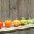 эволюция · красный · томатный · процесс · фрукты · развития - Сток-фото © brozova