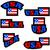 Stati · Uniti · america · bandiera · pulsanti · set · eps10 - foto d'archivio © bruno1998