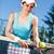 feminino · jogar · tênis · quadra · de · tênis · mulher · menina - foto stock © BrunoWeltmann