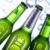 hideg · sör · jég · üveg · buborékok · alkohol - stock fotó © BrunoWeltmann