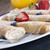 pannenkoek · vruchten · vruchten · ontbijt · maaltijd · bakkerij - stockfoto © brunoweltmann