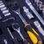 araçları · herkes · tuşları · model · Metal - stok fotoğraf © brunoweltmann