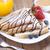 lezzetli · tatlı · fransız · krep · plaka · taze - stok fotoğraf © brunoweltmann