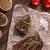 отлично · жареный · говядины · служивший · овощей · специи - Сток-фото © BrunoWeltmann
