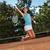 teniszlabda · net · sport · egészség · háttér · zöld - stock fotó © brunoweltmann