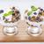 heerlijk · dessert · vruchten · houten · tafel - stockfoto © BrunoWeltmann