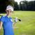 kadın · golfçü · güzel · genç · kadın · golf · kadın - stok fotoğraf © brunoweltmann