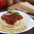 пасты · спагетти · пластина · чаши - Сток-фото © brunoweltmann