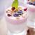 dessert · frutti · tavolo · in · legno - foto d'archivio © brunoweltmann