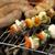 grill · idő · barbecue · kert · étel · buli - stock fotó © BrunoWeltmann