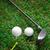 играть · гольф · мяч · для · гольфа · зеленая · трава · трава - Сток-фото © BrunoWeltmann