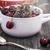 кислый · вишни · чаши · продовольствие · лет · Вишневое - Сток-фото © brunoweltmann