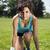 kezdet · pozició · útvonal · jogging · sport · nő - stock fotó © brunoweltmann