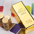 gold bars on charts stock photo © brunoweltmann