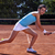 jovem · jogar · quadra · de · tênis · menina · belo - foto stock © brunoweltmann