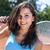 十代の少女 · mp3プレーヤー · 屋外 · 緑 · 代 · 代 - ストックフォト © brunoweltmann