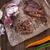 carne · guisada · erva · cenoura · colher · refeição · carne - foto stock © brunoweltmann
